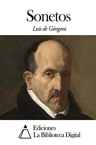 Sonetos (Paperback): Luis de Góngora