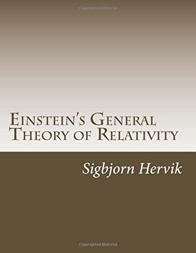 9781502578792: Einstein's General Theory of Relativity