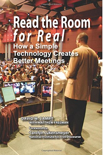 9781502580658: Read The Room For Real: How a Simple Technology Creates Better Meetings