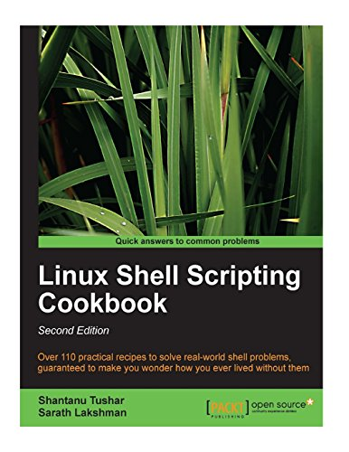 9781502590268: Linux Shell Scripting Cookbook, 2nd Edition
