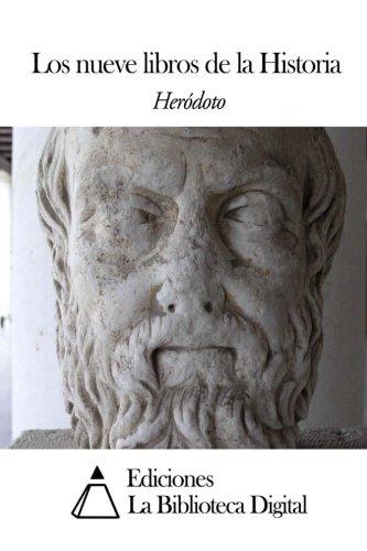 9781502597151: Los nueve libros de la Historia (Spanish Edition)