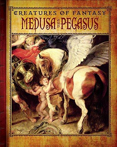 9781502605061: Medusa and Pegasus (Creatures of Fantasy)