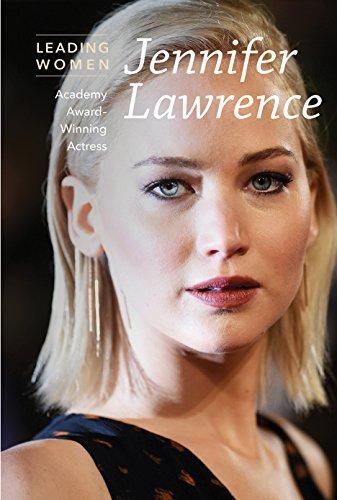 9781502619853: Jennifer Lawrence: Academy Award-winning Actress (Leading Women)