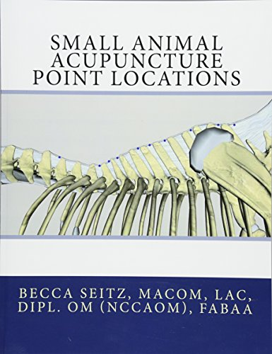 Small Animal Acupuncture Point Locations: Seitz LAc, Becca