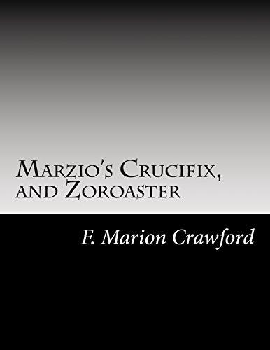 9781502742698: Marzio's Crucifix, and Zoroaster