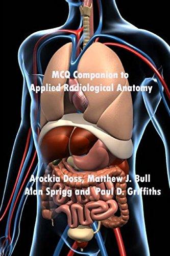 9781502749284: MCQ Companion to Applied Radiological Anatomy