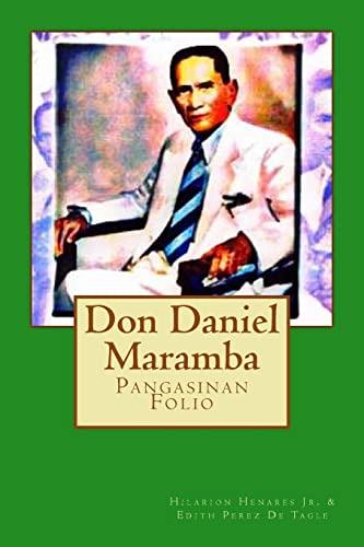 Don Daniel Maramba: Henares Jr., Hilarion M.; De Tagle, Edith Perez; Elizes Pub, Tatay Jobo