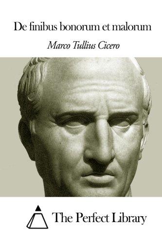 9781502766120: De finibus bonorum et malorum