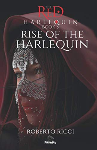 9781502766243: The Red Harlequin - Book 3 Rise Of The Harlequin