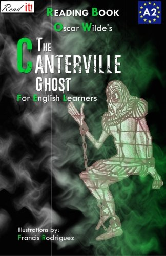 9781502769893: The Canterville Ghost. Reading Book: Learn English Level A2: 4 (Read in English)