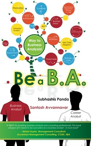 Be a B.A.: Way to Business Analysis!: Santosh Avvannavar