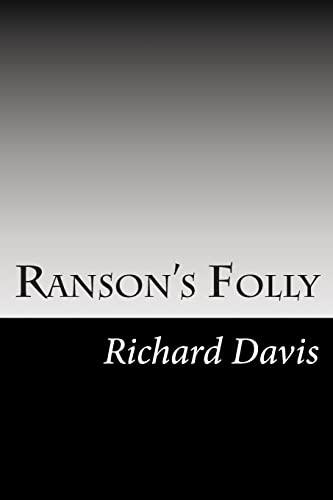 9781502787415: Ranson's Folly