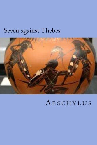 9781502797568: Seven against Thebes