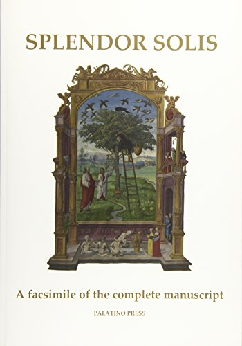 9781502811004: Splendor Solis: A facsimile of the complete manuscript