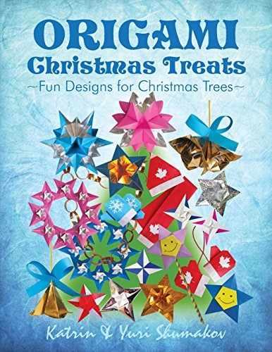 9781502816542: Origami Christmas Treats: Paper Fun for Christmas Trees