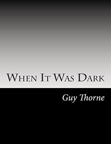 9781502823397: When It Was Dark