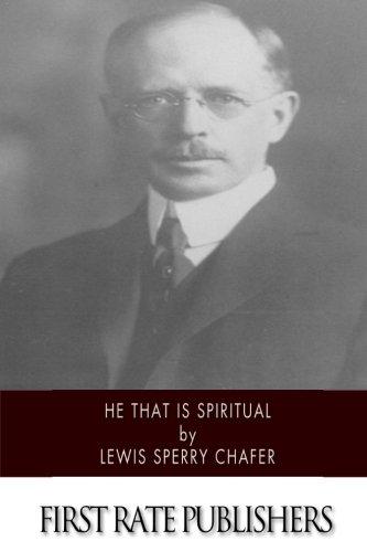 9781502823946: He That Is Spiritual