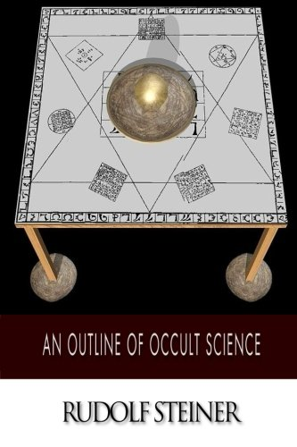 9781502828026: An Outline of Occult Science