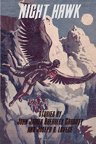 Night Hawk (Dime Novel Cover) (Volume 6): John James Beardley Garbutt