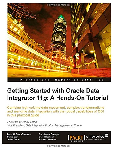 9781502851147: Getting Started with Oracle Data Integrator 11g: A Hands-on Tutorial