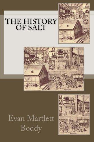 9781502862228: The History of Salt