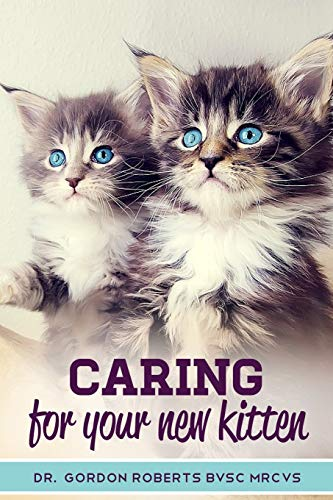 Caring for Your New Kitten: How to care for your kitten and everything you need to know to keep ...