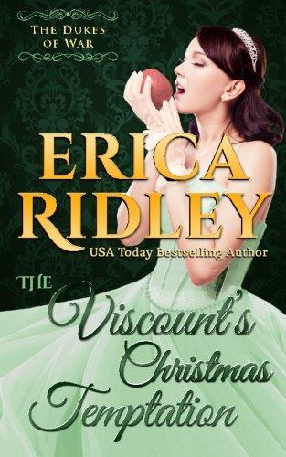 9781502880864: The Viscount's Christmas Temptation: Volume 1 (Dukes of War)