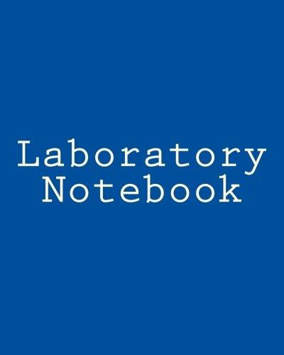 9781502882738: Laboratory Notebook