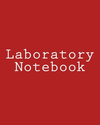 9781502883025: Laboratory Notebook