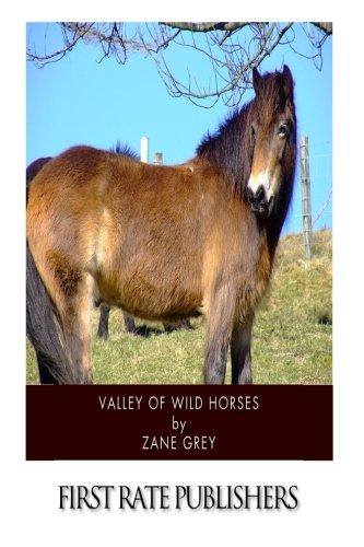 9781502884855: Valley of Wild Horses