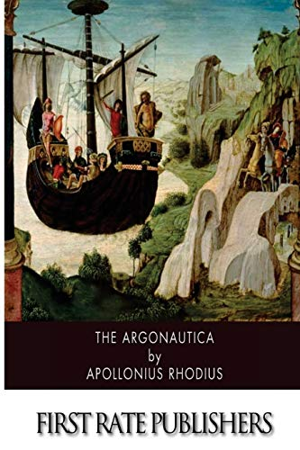 9781502885616: The Argonautica