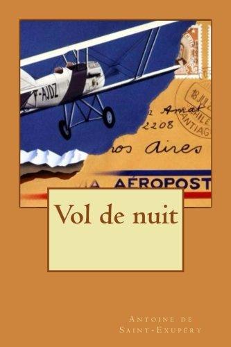 9781502891648: Vol de nuit (French Edition)