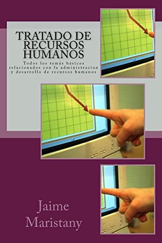 Tratado de Recursos Humanos: Todos los temás: Maristany, Jaime