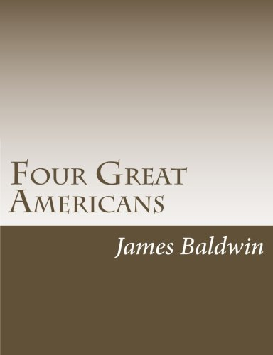 9781502895905: Four Great Americans