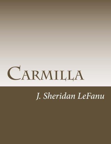9781502897190: Carmilla