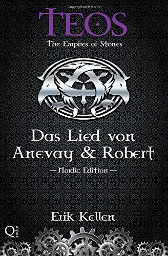 9781502900197: Das Lied von Anevay & Robert: Nordic Edition