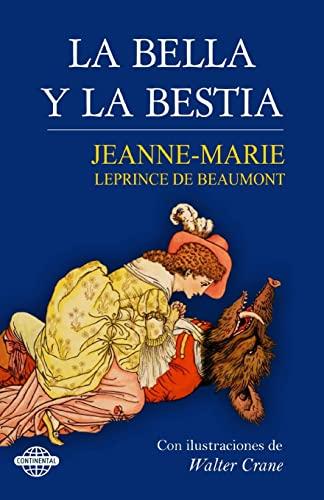9781502908292: La Bella y la Bestia (Spanish Edition)