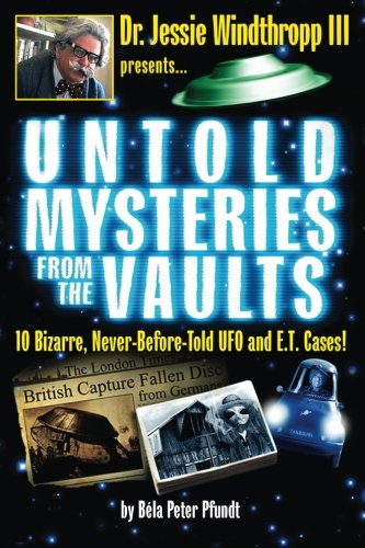 Untold Mysteries from the Vaults: Dr. Jessie Windthropp 111