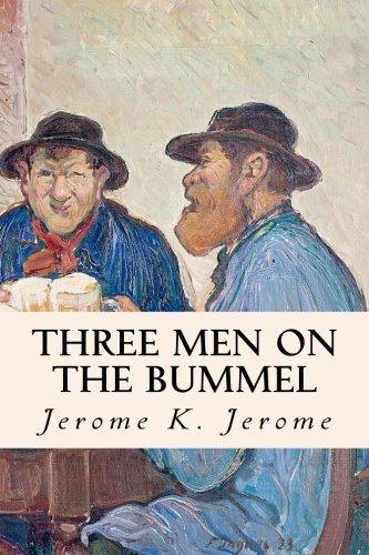 9781502919298: Three Men on the Bummel