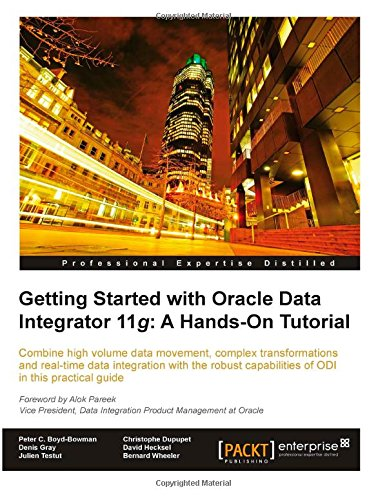 9781502922380: Getting Started with Oracle Data Integrator 11g: A Hands-on Tutorial