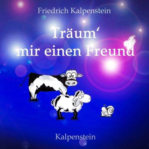 9781502929846: Träum' mir einen Freund: Gute-Nacht-Geschichten mit dem Schaf Enrico