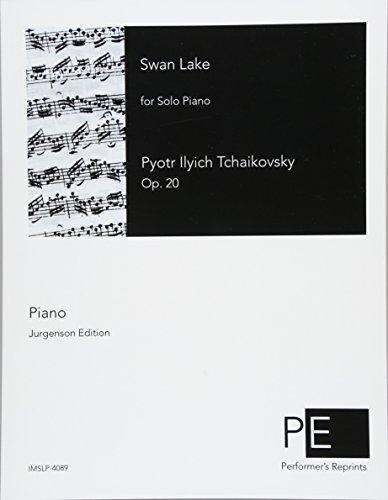 9781502930644: Swan Lake