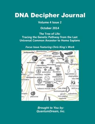 DNA Decipher Journal Volume 4 Issue 2: Dream Inc, Quantum