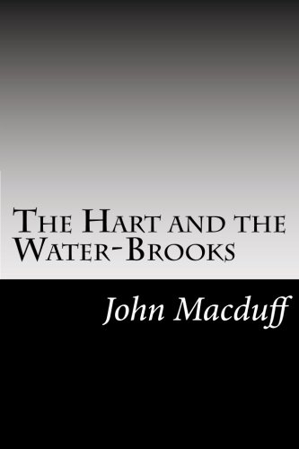 9781502947215: The Hart and the Water-Brooks