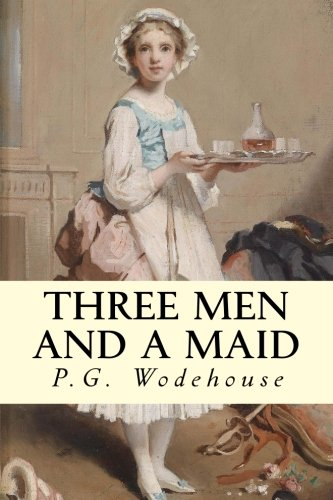 9781502955142: Three Men and a Maid