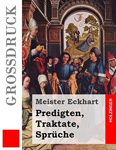 9781502958020: Predigten, Traktate, Sprüche