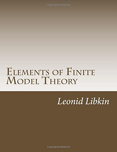 9781502970640: Elements of Finite Model Theory