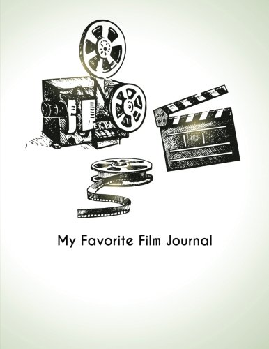 My Favorite Film Journal (The Blokehead Journals): Blokehead, The