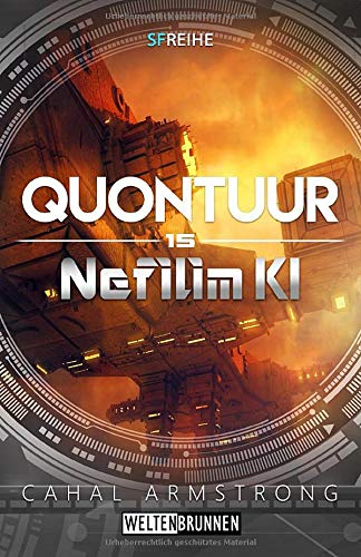 9781502972880: Quontuur: Nefilim KI 15 (German Edition)