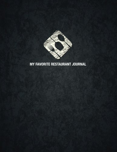 9781502973016: My Favorite Restaurant Journal (The Blokehead Journals)